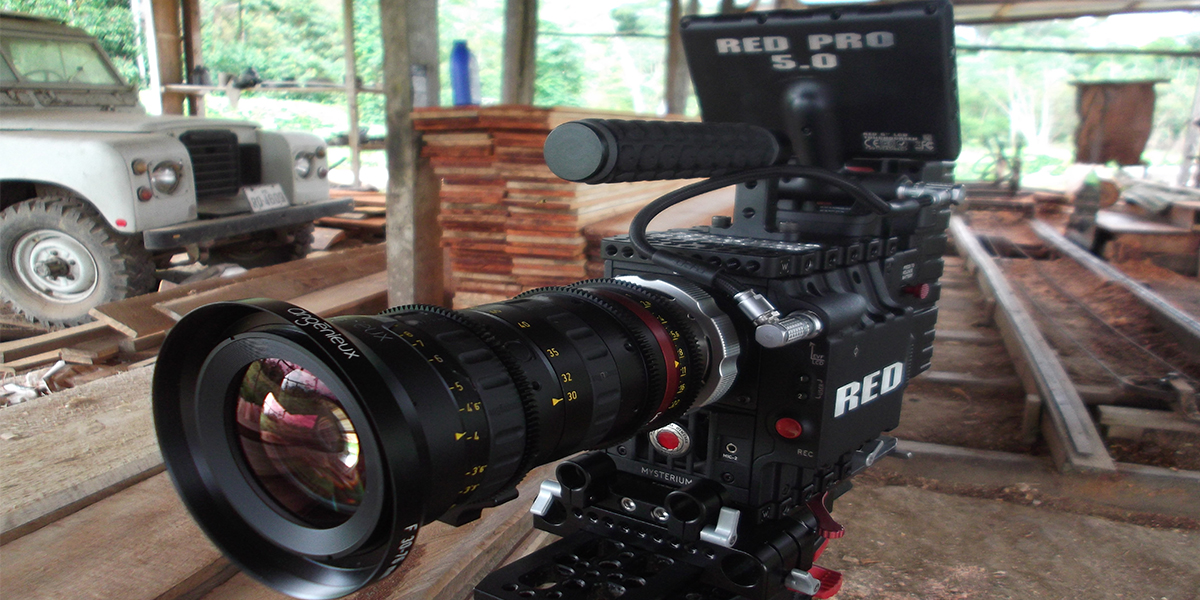 RED EPIC 10